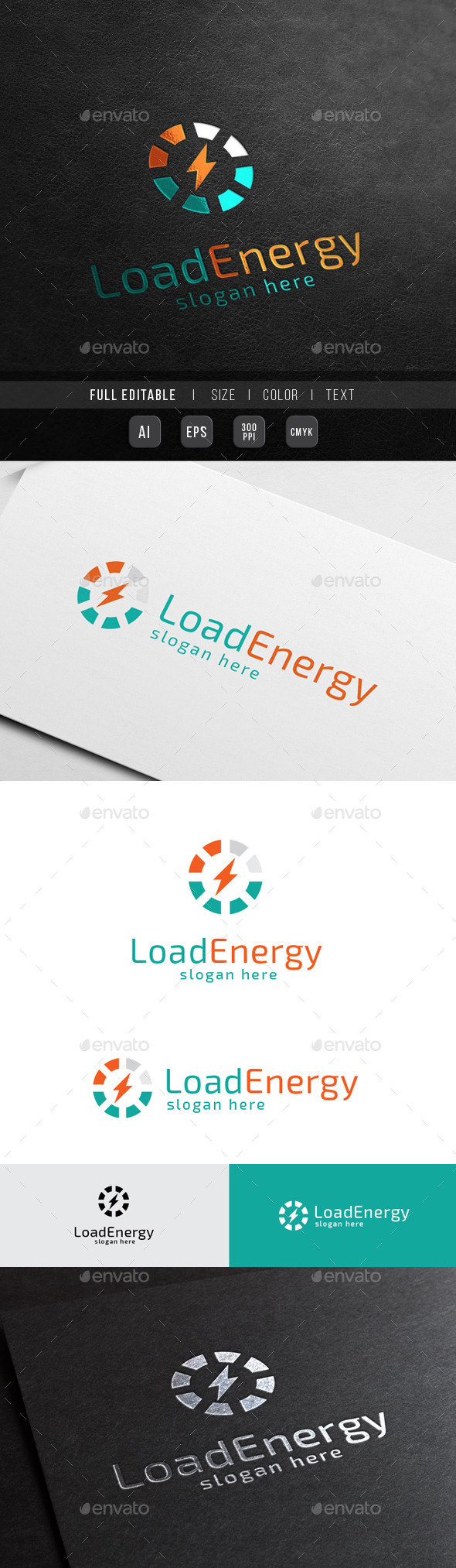 GraphicRiver Re Energy Power Load 10484315