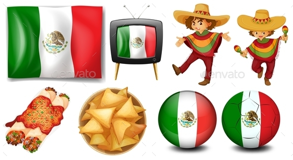 GraphicRiver Mexico 10484321