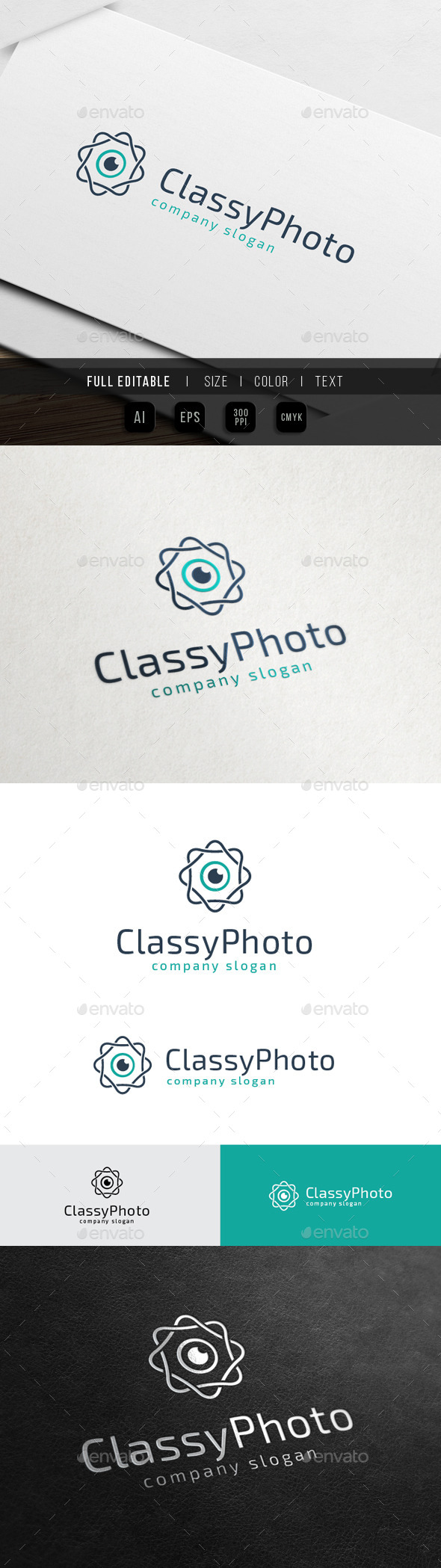 GraphicRiver Classy Photo Royal Vision 10484324