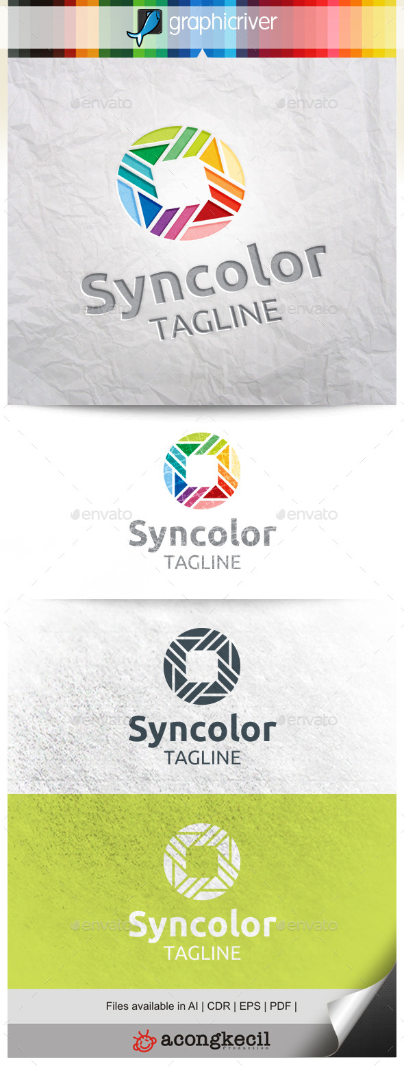 GraphicRiver Syncolor V 2 10484329