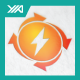 Sharing Energy - Recharge Power - GraphicRiver Item for Sale