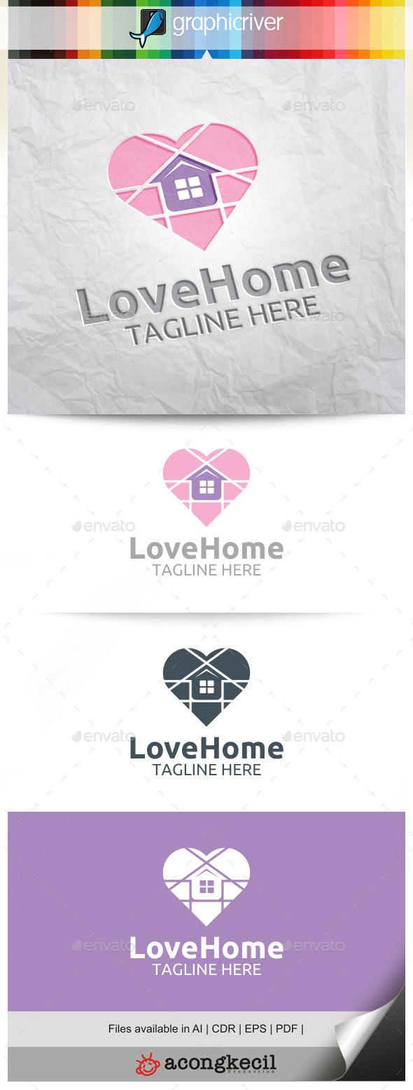 GraphicRiver Love Home 10484688