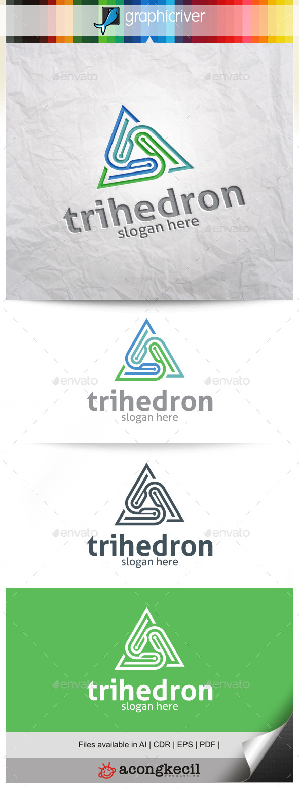 GraphicRiver Triangle V.7 10484701