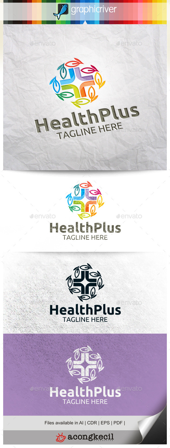 GraphicRiver Health Plus V.3 10484738