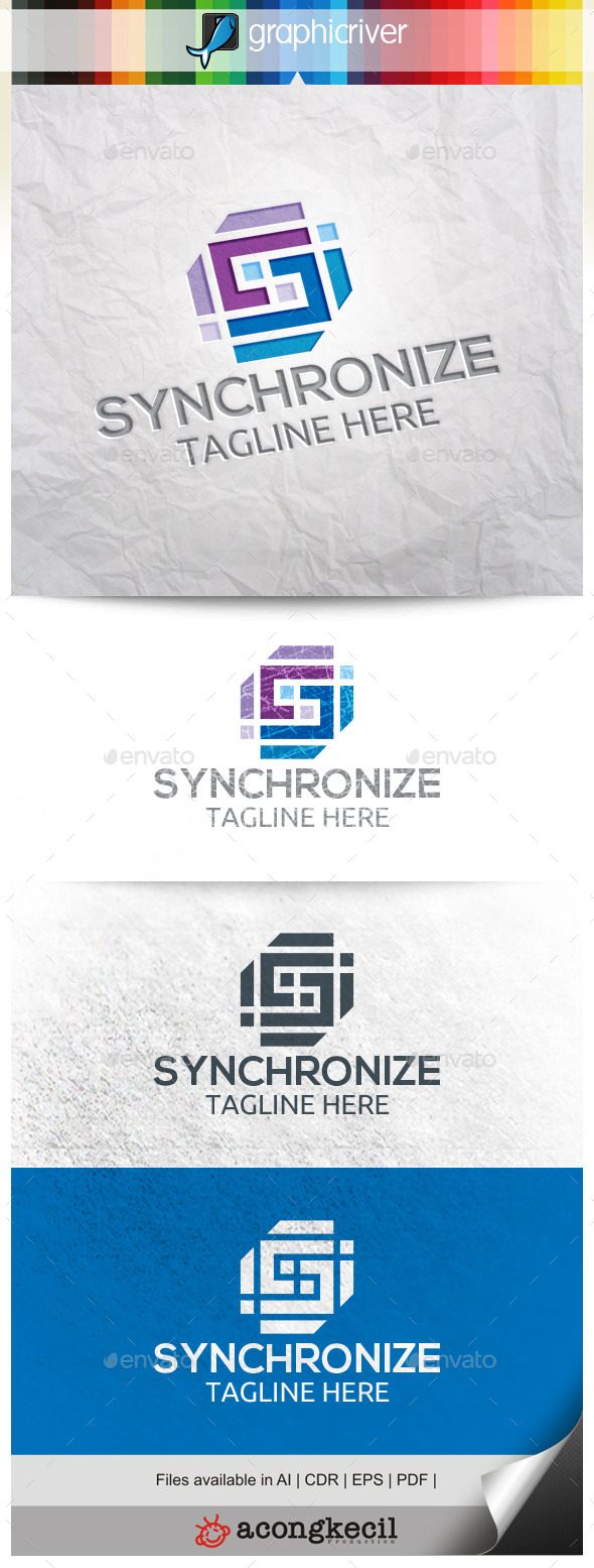 GraphicRiver Synchronize V.4 10484804