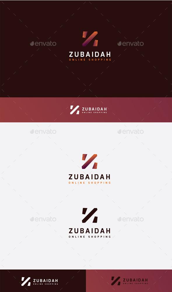 GraphicRiver Letter Z Logo 10484880