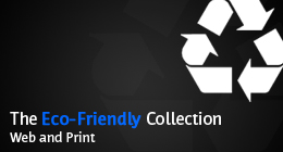The Eco-Friendly Collection - Web and Print