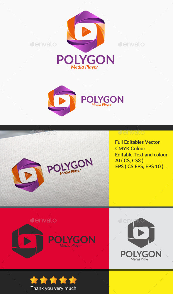 GraphicRiver Polygon 10485582