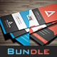 Creative Vertical Business Card Bundle - GraphicRiver Item for Sale