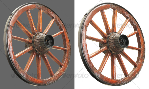 Cart Wheel 2