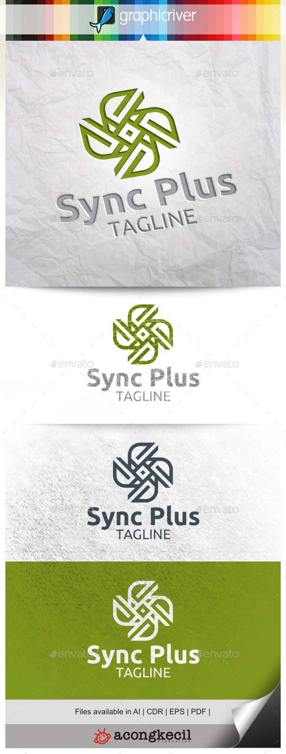 GraphicRiver Sync Plus V.5 10485735