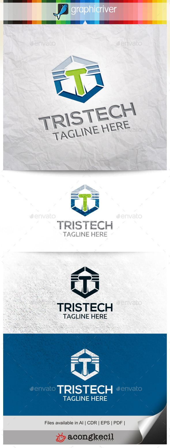 GraphicRiver Tris Tech 10485766
