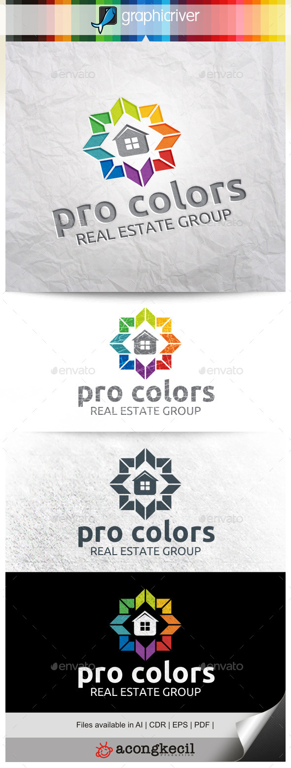GraphicRiver Property Color V.4 10485771