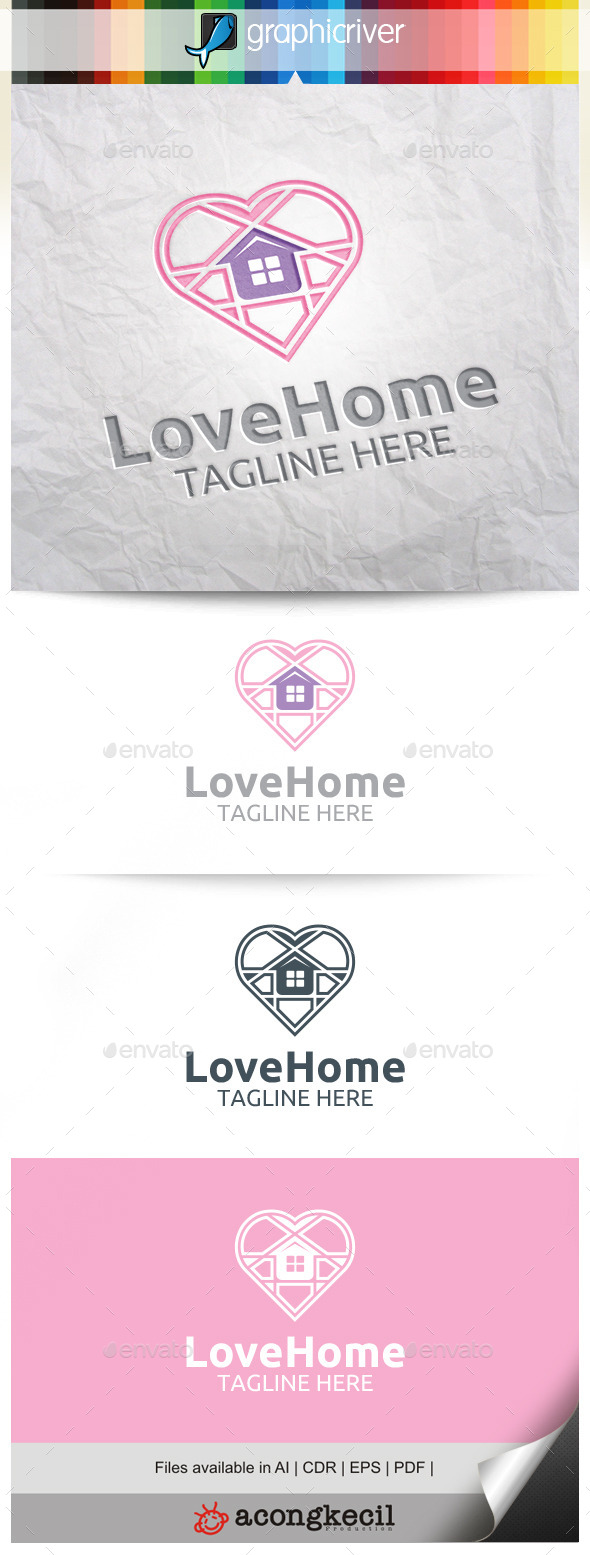 GraphicRiver Love Home V.2 10485984