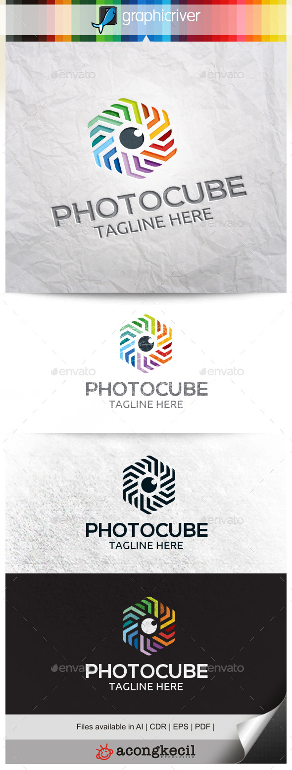 GraphicRiver Photo Cube V.3 10486028