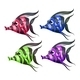 Colorful Fish  - GraphicRiver Item for Sale