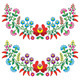 Floral Folk Pattern - GraphicRiver Item for Sale
