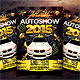 Autoshow After Party Flyer - GraphicRiver Item for Sale