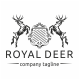 Royal Deer - GraphicRiver Item for Sale