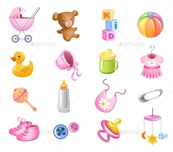 GraphicRiver Baby Toys 10487052
