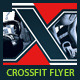Crossfit Gym Promotion Flyer - GraphicRiver Item for Sale