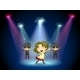 Singer Center Stage  - GraphicRiver Item for Sale