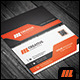 Modern Corporate Business Card - GraphicRiver Item for Sale