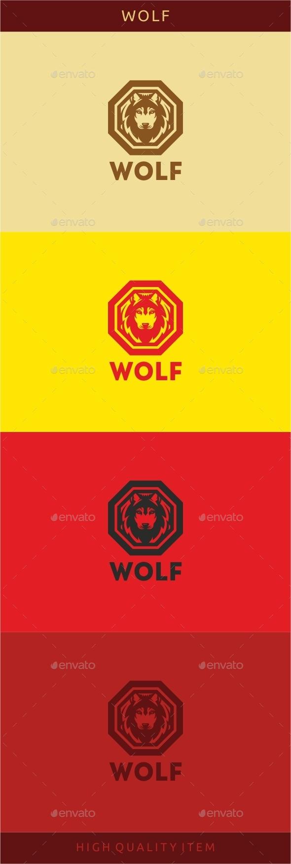 GraphicRiver Wolf 10487384