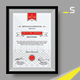 Simple Certificates Template - GraphicRiver Item for Sale