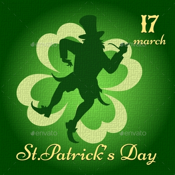 GraphicRiver Saint Patricks Day Background 10488696