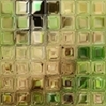 Green glass tiles - PhotoDune Item for Sale
