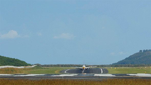 VideoHive Taxiing 10489805