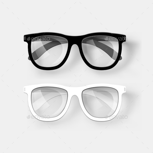 GraphicRiver Glasses 10489880