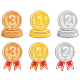 Gold, Bronze and Silver Medals - GraphicRiver Item for Sale