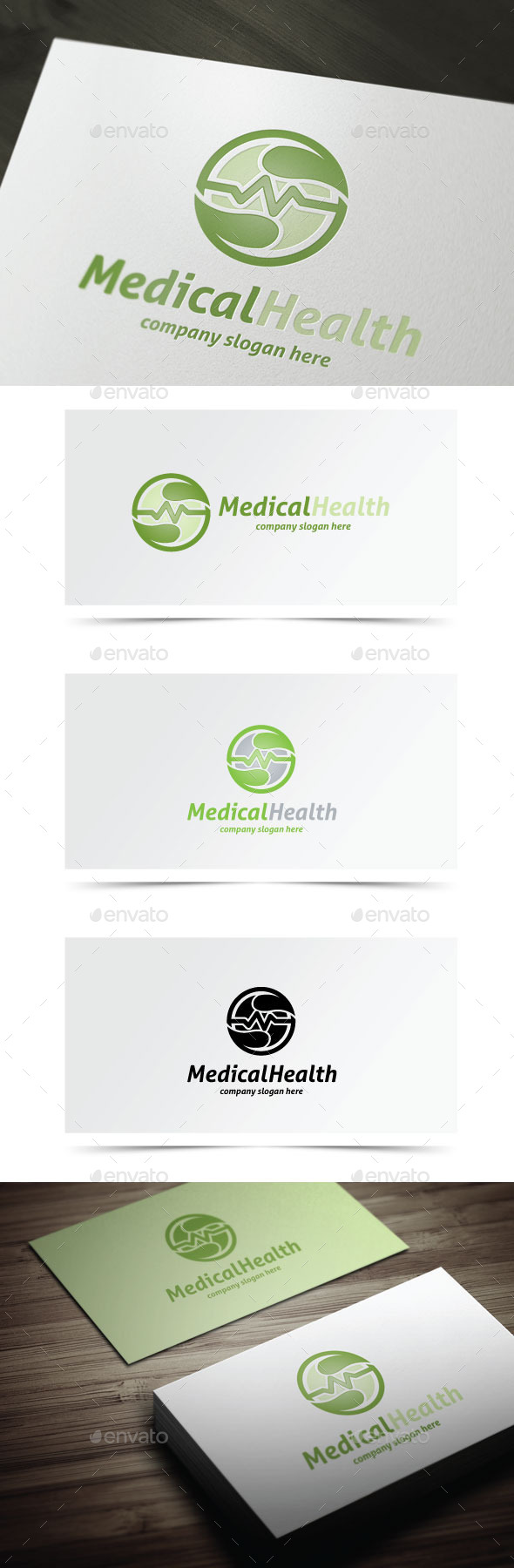 GraphicRiver Medical Health 10490931