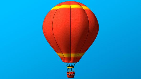 3DOcean Ballon 10489765