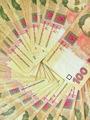 background of the Ukrainian money - PhotoDune Item for Sale