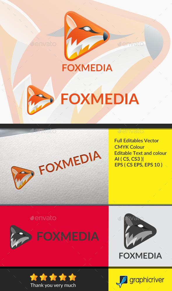 GraphicRiver Fox Media 10493277