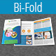 Multipurpose Bi-fold Brochure Template Vol-63 - GraphicRiver Item for Sale