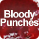 Big Punches with Bloody Impacts