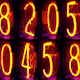 Nixie Clock Numerical Counter 20 - VideoHive Item for Sale