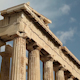 Parthenon - Antique Temple In Athenian Acropolis In Greece - VideoHive Item for Sale
