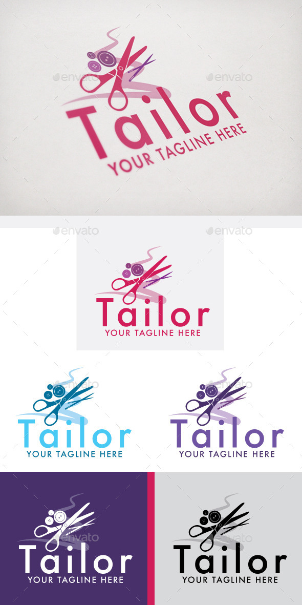 GraphicRiver Tailor 10493669