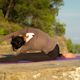 Yoga Poses, Amazing Location, Mountain Clifftop 4 - VideoHive Item for Sale