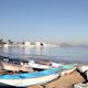 Fishing Boats At Sunrise Mazatlan Mexico 1 - VideoHive Item for Sale