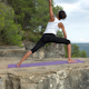 Yoga Teacher, Amazing Location, Mountain Clifftop 27 - VideoHive Item for Sale
