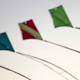 Kites Flying In The Air 2 - VideoHive Item for Sale