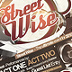 Street Wise Flyer/Poster Template - GraphicRiver Item for Sale