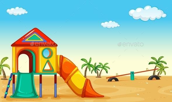 GraphicRiver Playground 10494680