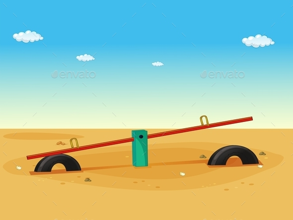 GraphicRiver Seesaw 10494827